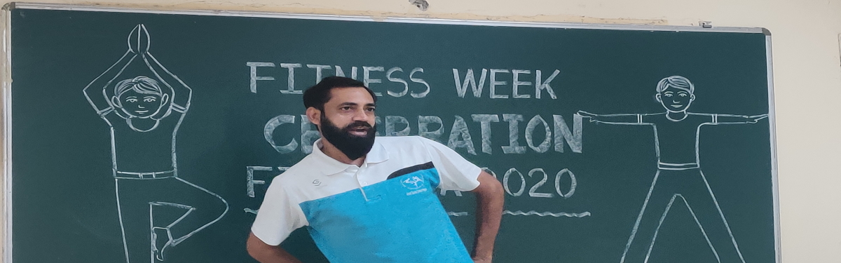 FIT INDIA – FITNESS WEEK 2020